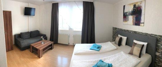 Enns, Austria: Gemütliches Doppelzimmer