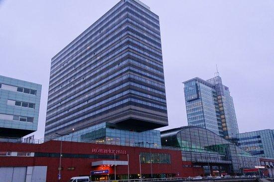 hall picture of movenpick hotel amsterdam city centre. Black Bedroom Furniture Sets. Home Design Ideas