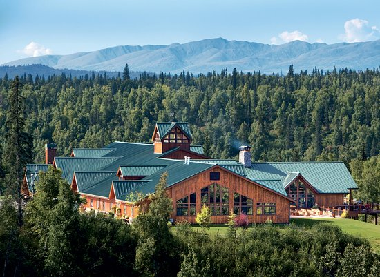 ‪Mt. McKinley Princess Wilderness Lodge‬ صورة فوتوغرافية