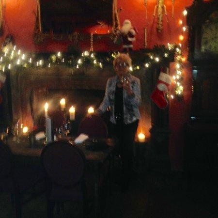 Churston Ferrers, UK: main bar area