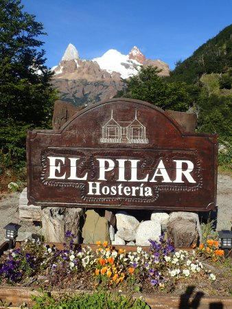 Hosteria El Pilar: Fitz Roy views