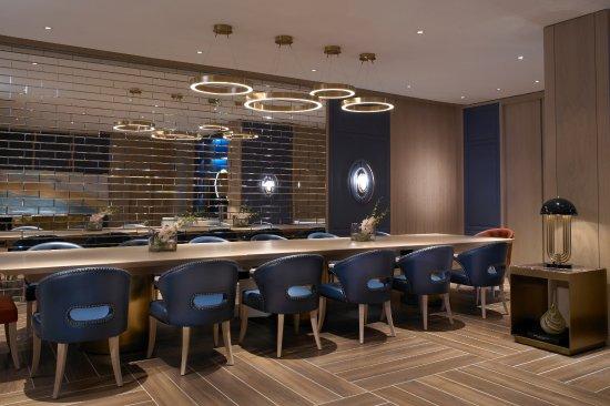 Foto de the strand bar grill miami beach private for Best private dining rooms miami