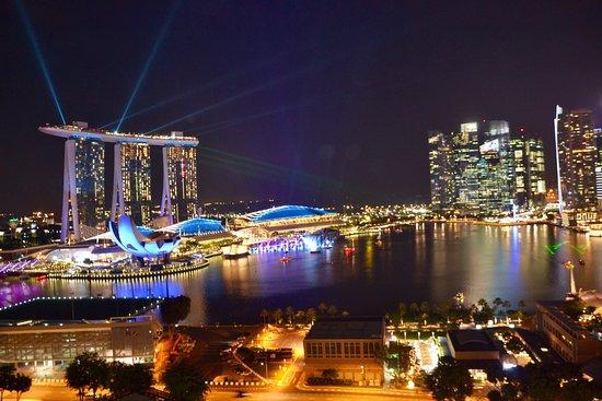 5 Star Singapore Luxury Hotels in Marina Bay | Marina
