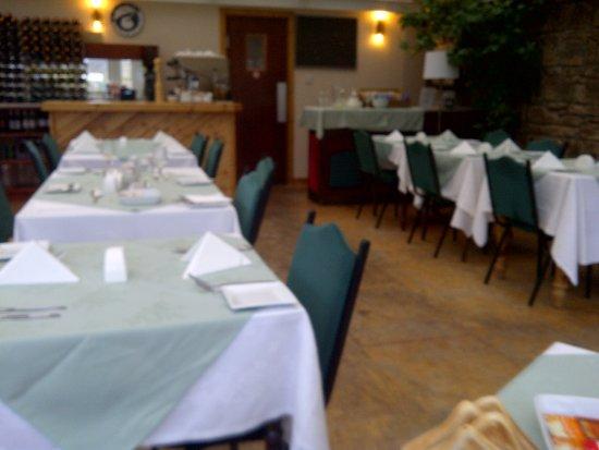 Aurora Hotel: dinning area