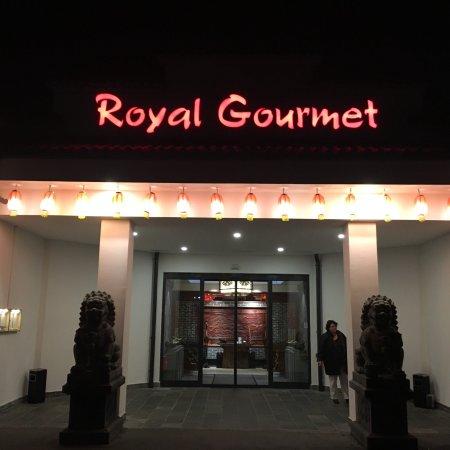 royal gourmet berlin restaurantanmeldelser tripadvisor. Black Bedroom Furniture Sets. Home Design Ideas