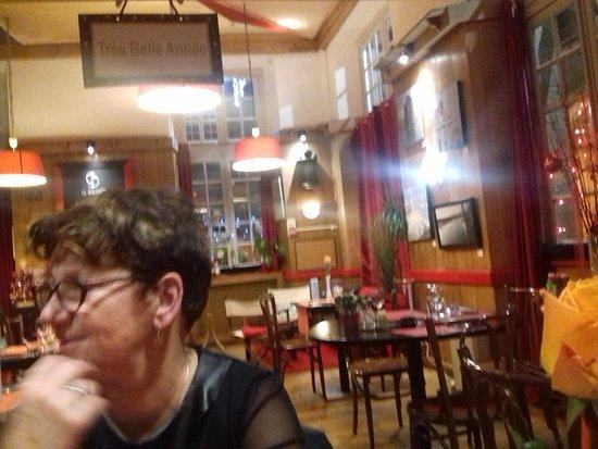 Le Boujaron Restaurant Rotisserie BAr: Restaurant le boujaron à st malo
