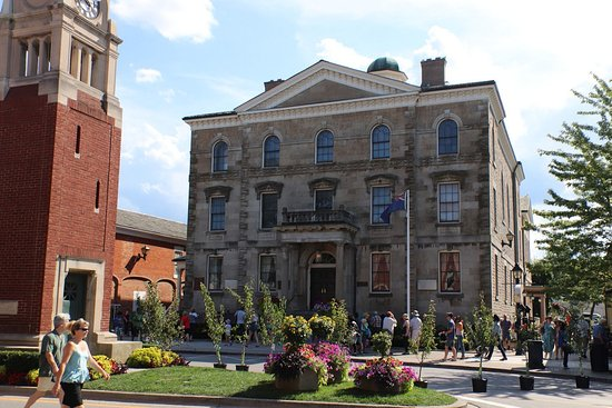 Niagara District Court House