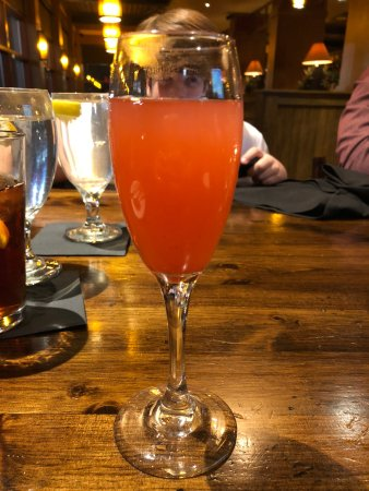 Macungie, PA: Strawberry belini