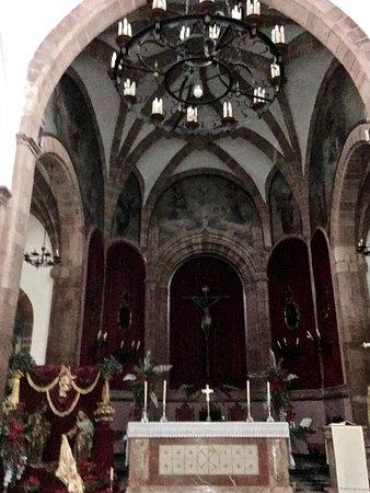 Montoro, Spain: Altar