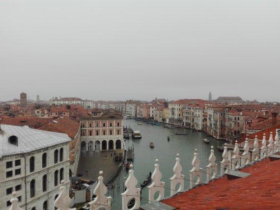 La vista dalla terrazza - Foto di T Fondaco Dei Tedeschi, Venezia ...