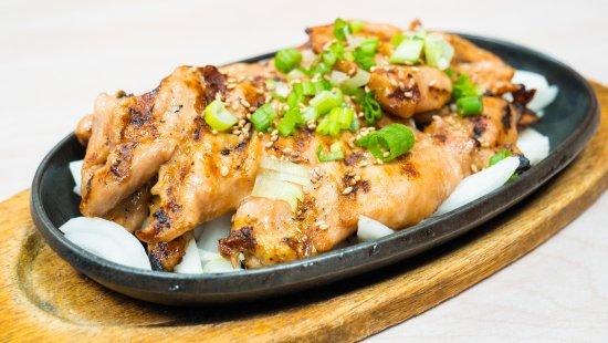 San Bruno, CA: Grilled Chicken
