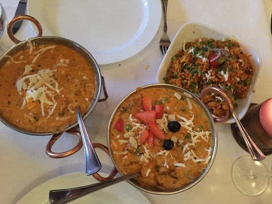 Mother India : Very tasty food and good portions!