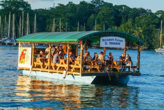 Rio Dulce, Gwatemala: Excelente ambiente, Comida muy buena, personal atento, disfrutas de las mejores vistas