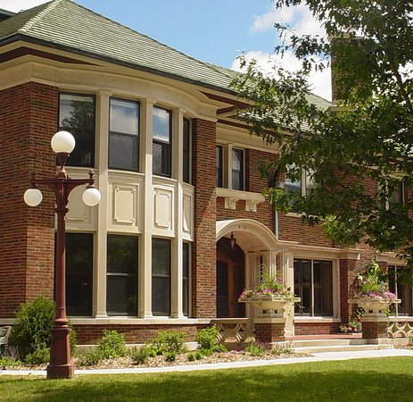 Wausau, WI: The Woodson History Center is free to visit.