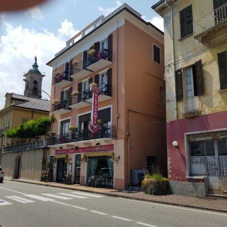 Belgirate, Italy: Hotel ristorante