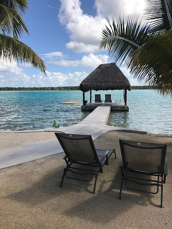 Bacalar lagoon resort 105 1 2 6 updated 2018 for Hotel luxury villas bacalar