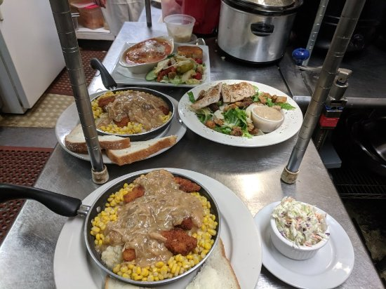 Ivoryton, CT: Stick to your stomach comfort food