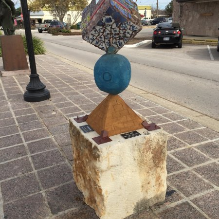 Sculpture On Main Marble Falls 2019 All You Need To