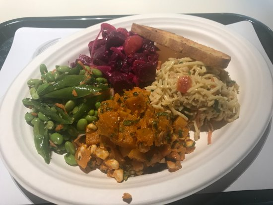 Lemonade: vegan salads & noodles