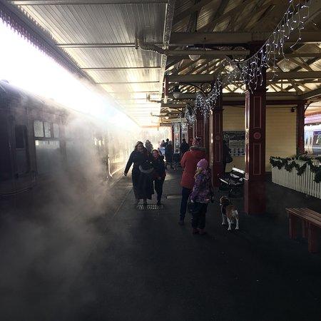 Strathspey Railway: Fun for kids!