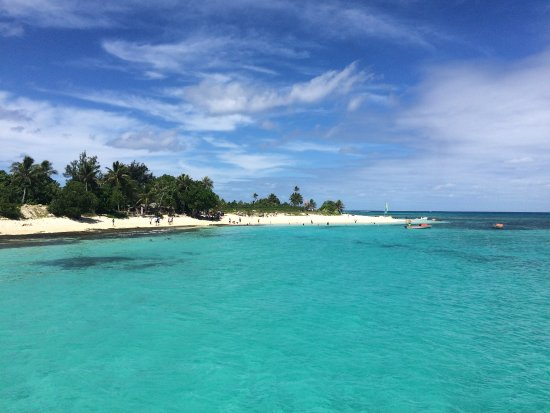 Mystery Island, Vanuatu: The beautiful beach