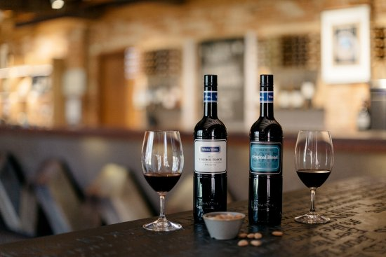 McLaren Vale, Australia: Church Block and Original Blend, two all time Wirra Wirra favourites.
