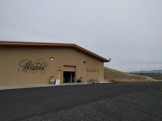 Waters Winery & The Top 10 Things to Do Near Sleight of Hand Cellars Walla Walla