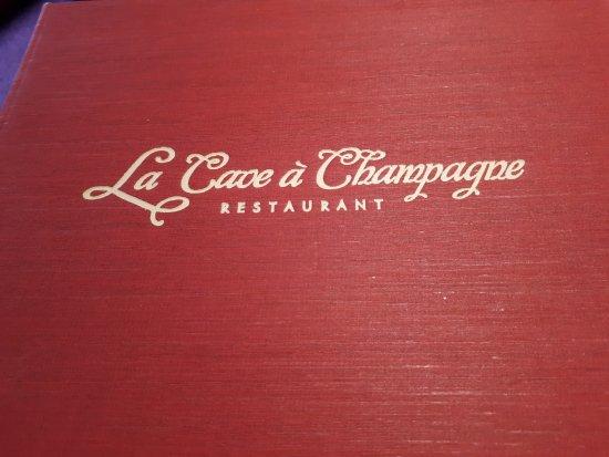 La Cave à Champagne: La Cave á Champagne