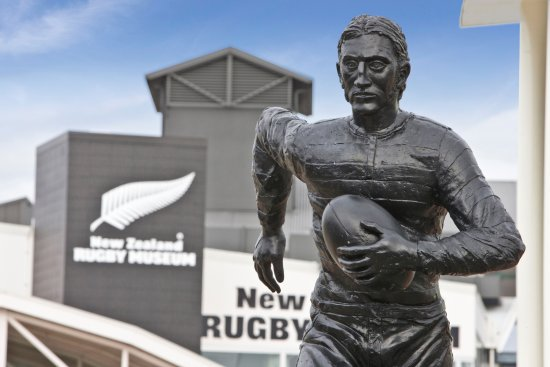 New Zealand Rugby Museum