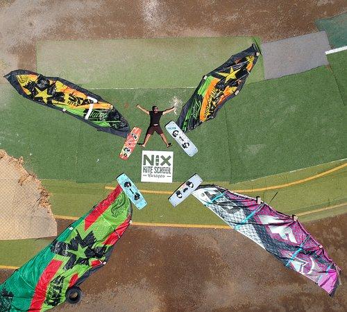 Nix Kiteboarding School Curacao