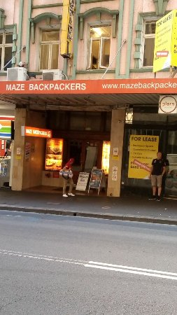 Img 20180105 Wa0000 Large Jpg Picture Of Maze Backpackers Sydney