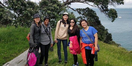 جزيرة واهيكي, نيوزيلندا: Waiheke Island guided walks with Walking By Nature