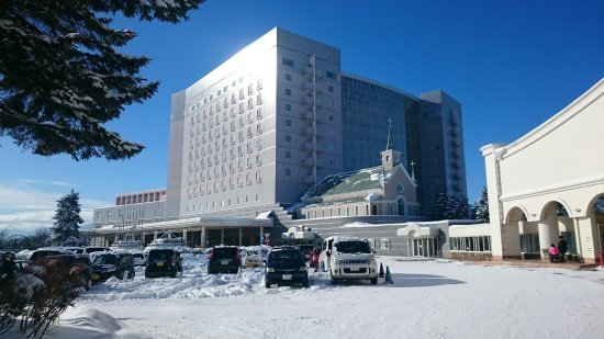 Chateraise Gateaux Kingdom Sapporo Hotel & Spa Resort