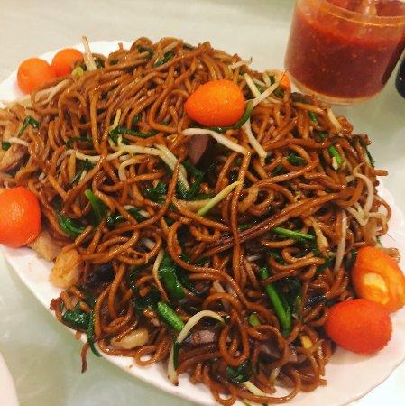 Birthday Fried Noodle (Bakmi Goreng Ulang Tahun). - Picture of