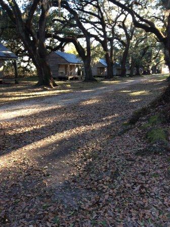 Evergreen Plantation : Slave houses
