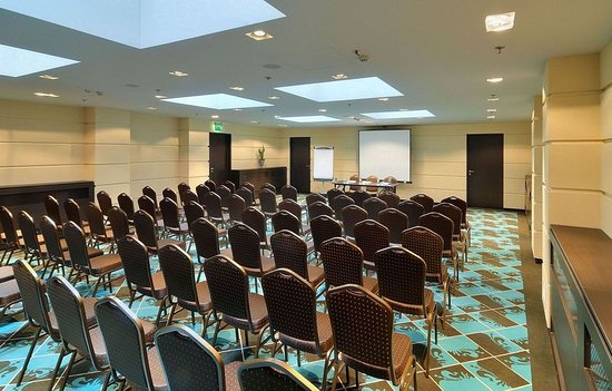 La Prima Fashion Hotel: Meeting room