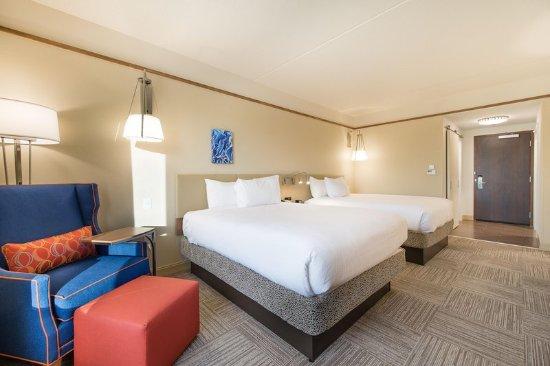 Guest Room Picture Of Hilton Garden Inn Charlotte Airport Charlotte Tripadvisor