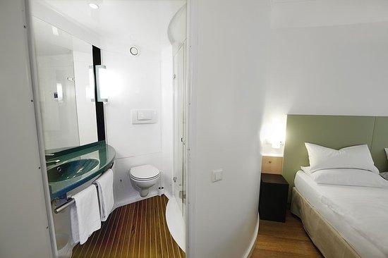 Kista, Suecia: Guest room