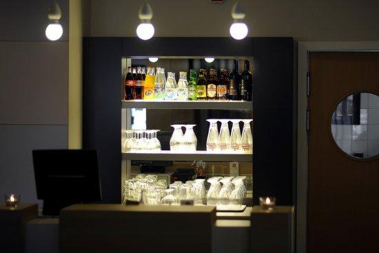 Kista, Sweden: Bar/Lounge