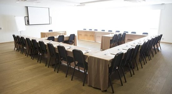 Groot-Bijgaarden, Belgium: Meeting room