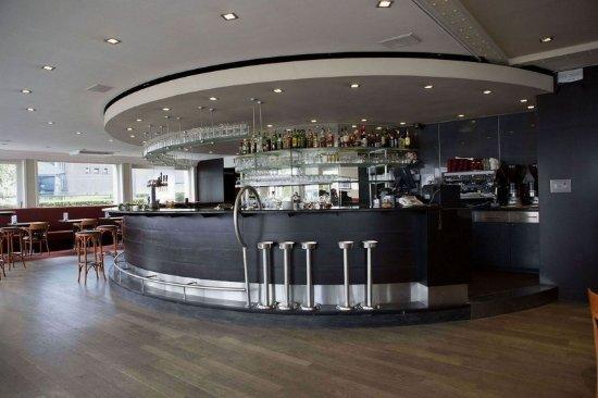 Groot-Bijgaarden, Belgium: Bar/Lounge