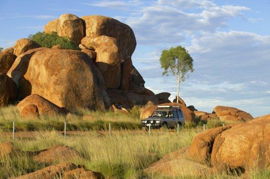 Tennant Creek, Australien: Karlu Karlu