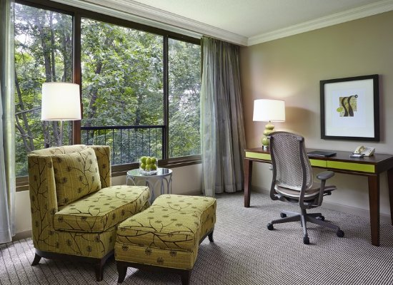 Rye Brook, NY: Guest room