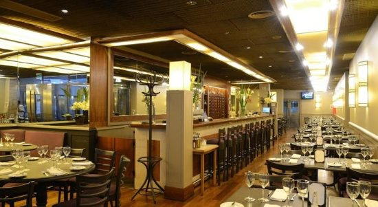 Lafayette Hotel: Restaurant