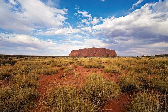 Uluru-Kata Tjuta National Park, Australien: Uluru afternoon view