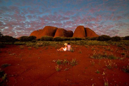 Yulara, Australië: Kata Tjuta