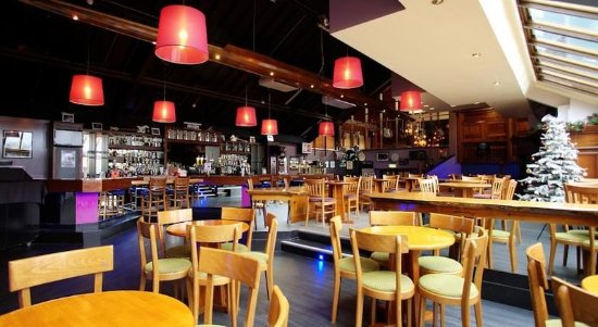 Harmony Inn - Glena House: Bar/Lounge