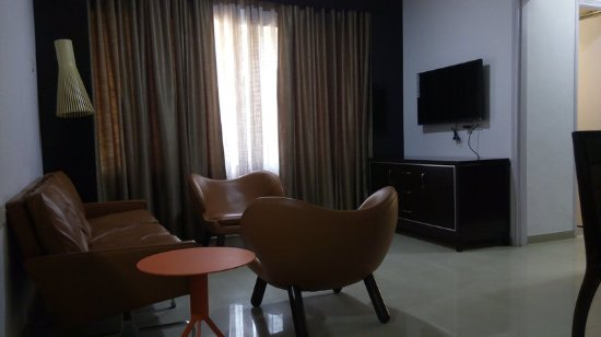 Talegaon, อินเดีย: Guest room