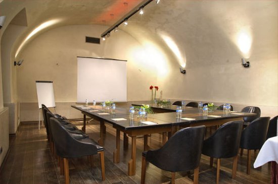 Hotel Stary: Meeting room