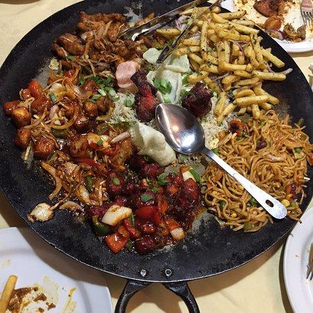 Indo chinese tawa picture of an najeeb tawa grill for An najeeb cuisine